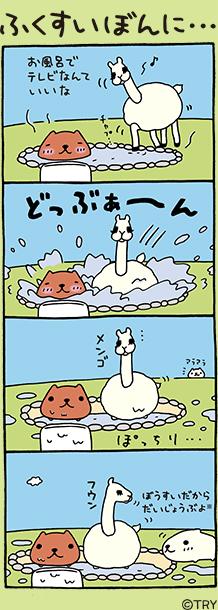 お風呂テレビ 20140120